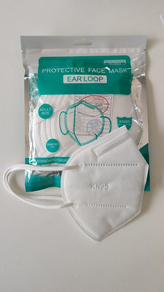 KN95 Face Masks | Protective 5 pack (500 pcs/ctn)