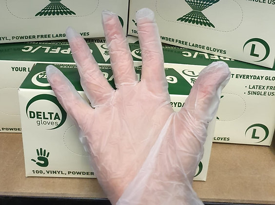 Vinyl Gloves (Pack of 100)