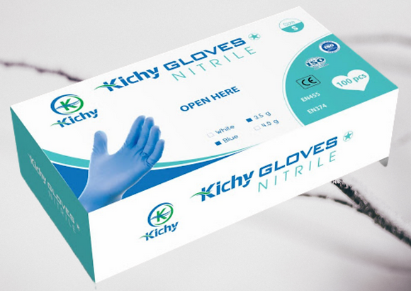 Nitrile Kitchy Gloves | Pack of 100 pieces