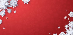 christmas-red-banner-background-with-sno