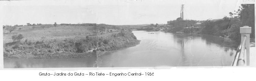 Gruta-Rio Tiete - Engenho Central --- 19