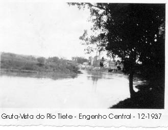 Gruta-Vista do Rio Tiete-Engenho-12-1937