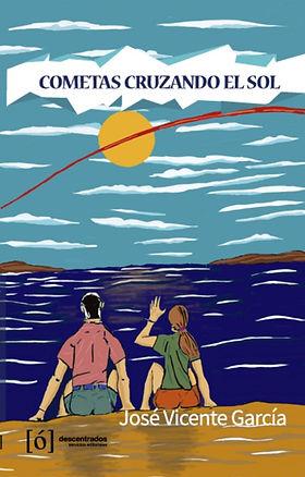 Cubierta Cometas cruzando el sol-caratul