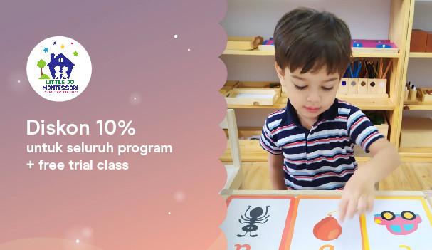 Little Jo Montessori