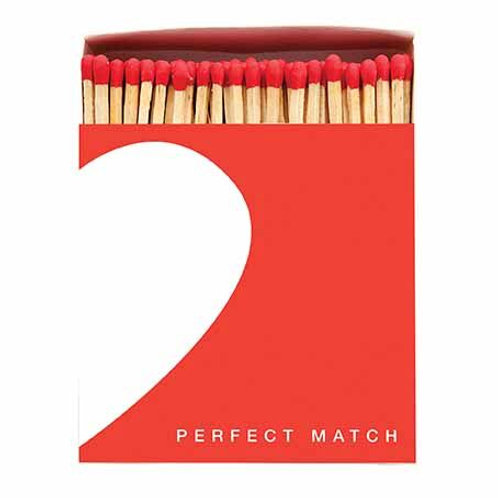 PERFECT MATCH SQUARE MATCHBOX