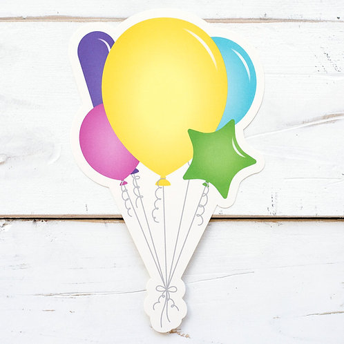 BALLOONS TABLE ACCENTS