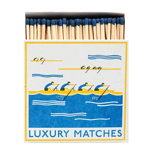 ROWING SQUARE MATCHBOX