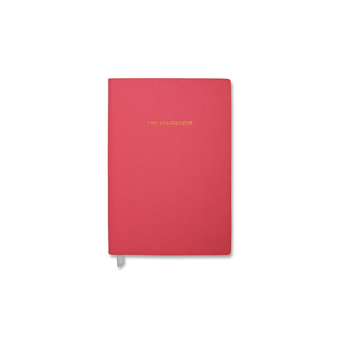 LIVE LAUGH LOVE SMALL NOTEBOOK