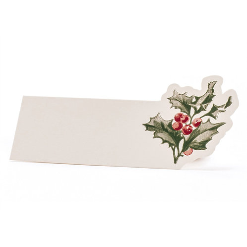 HOLLY PLACE CARDS