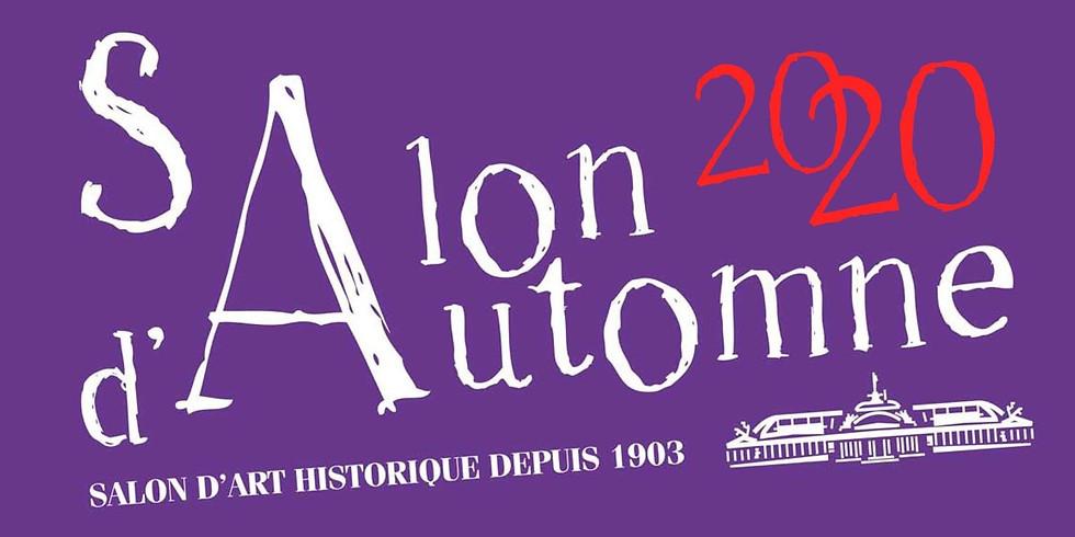 117EME EDITION DU SALON D'AUTOMNE DU GRAND PALAIS