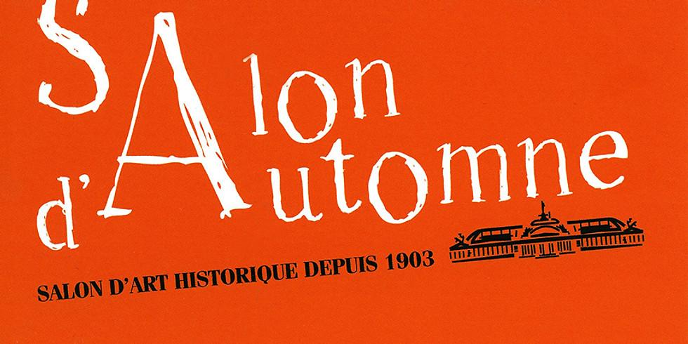 115ÈME ÉDITION DU SALON D'AUTOMNE DU GRAND PALAIS