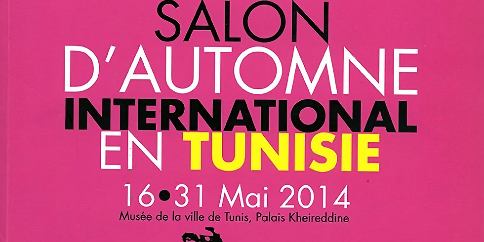 SALON D'AUTOMNE EN TUNISIE