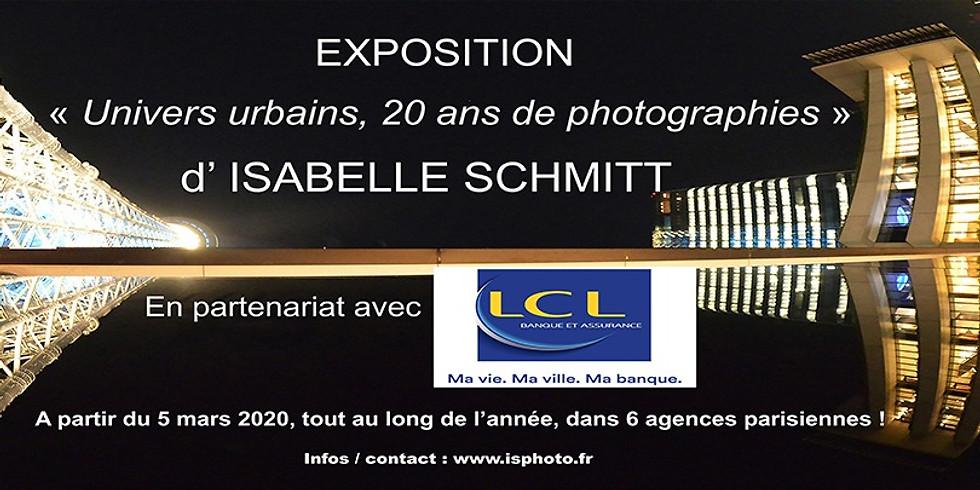 UNIVERS URBAINS, 20 ANS DE PHOTOGRAPHIE