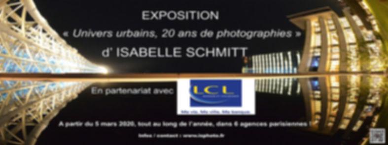 AFFICHE EXPOSITION 20 ANS DE PHOTOGRAPHI