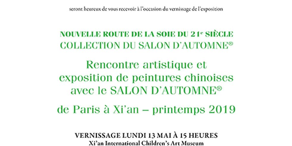 SALON D'AUTOMNE FRANCE-CHINE