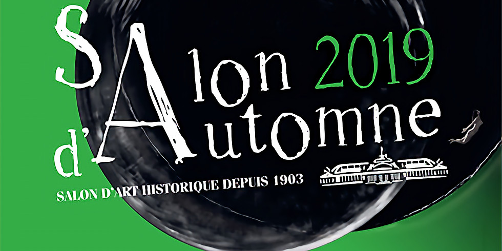 116eme édition du Salon d'Automne