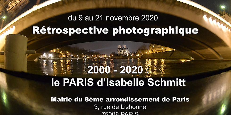 2000-2020 : Le Paris d'Isabelle Schmitt