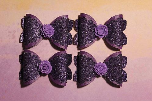 Spring Flowers (purple)