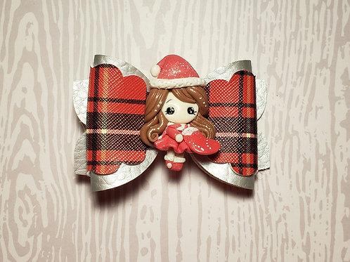 Stocking girl mini