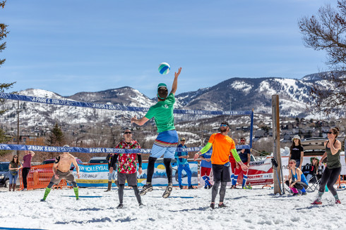 SNOW VOLLEYBALL - STEAMBOAT 2019