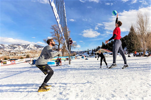 SNOW VOLLEYBALL - STEAMBOAT 2020