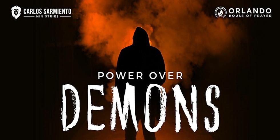 Power Over Demons