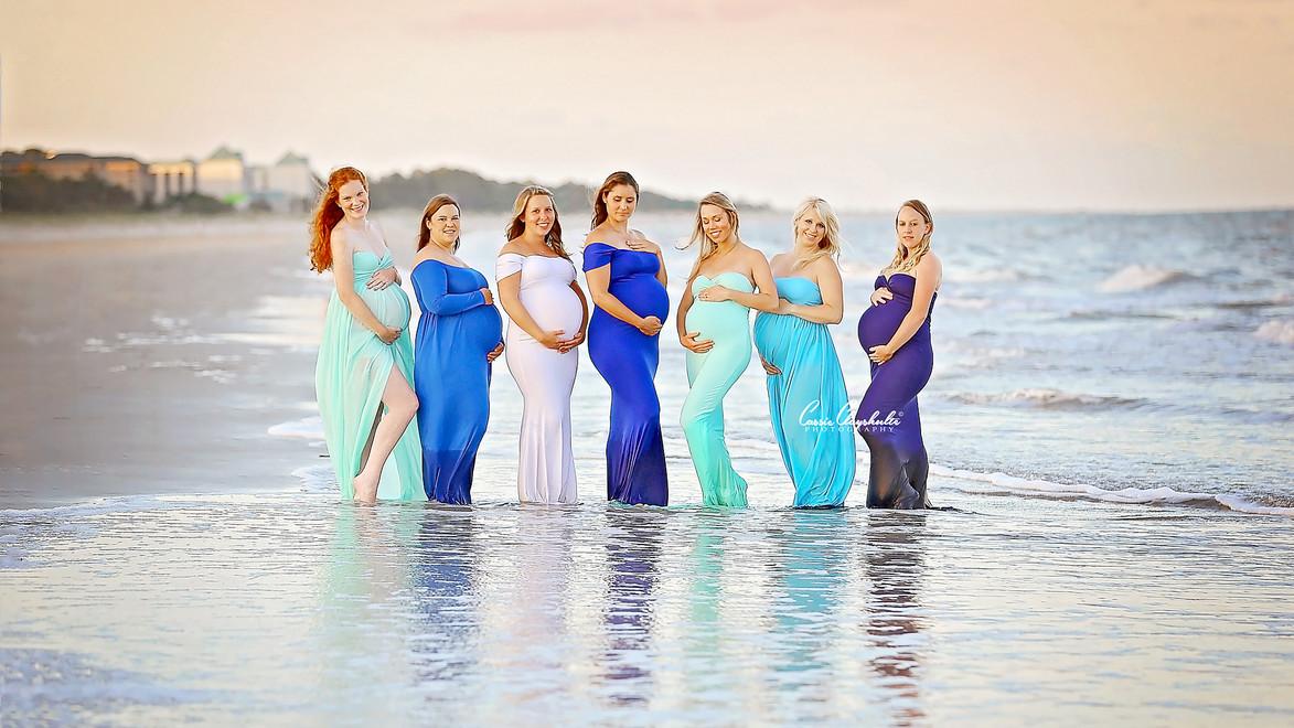 Bluffton Maternity Photographer