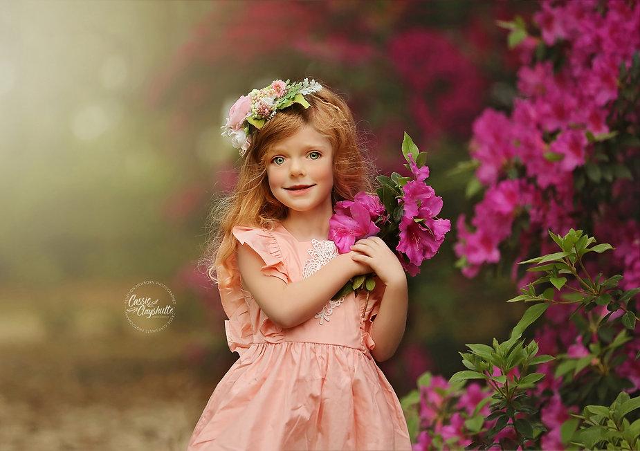 spring mini session bluffton portrait ph