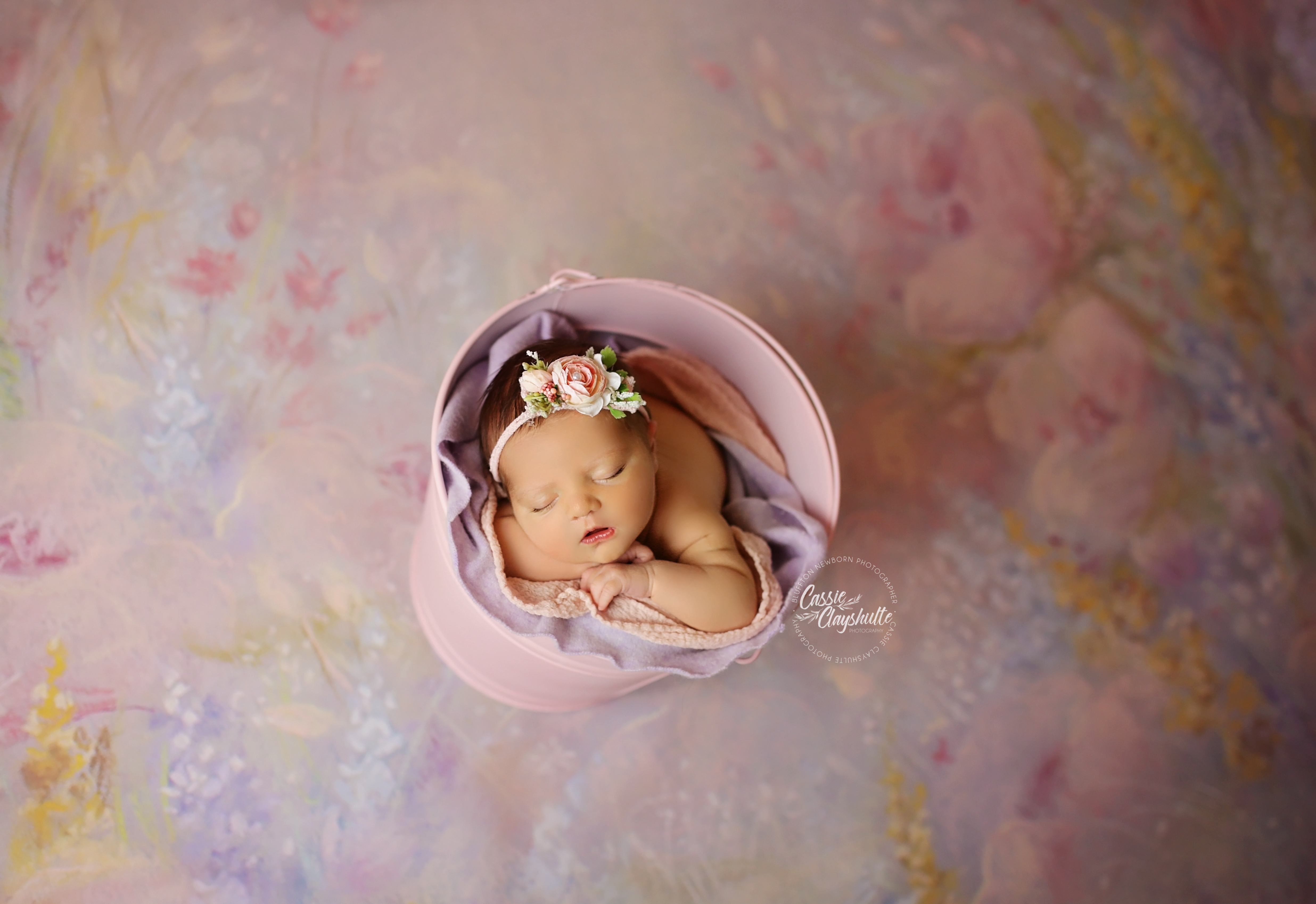 Bluffton hilton head newborn photographer