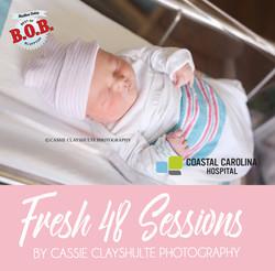 Beaufort Newborn Photographer