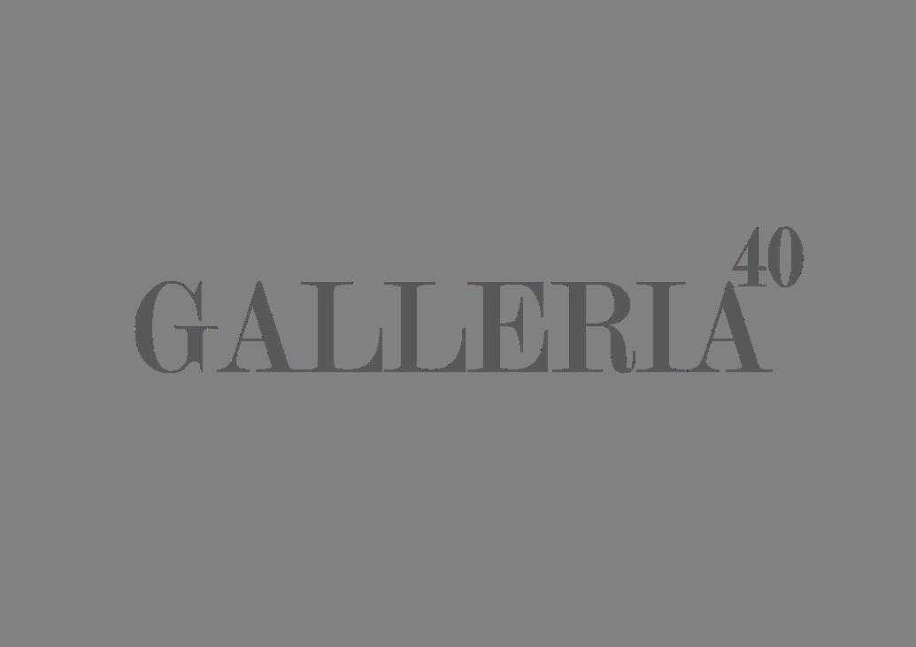 GALLERIA40 Logo