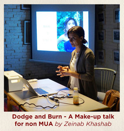 Dodge and Burn - A Make-up talk for non