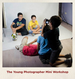 The Young Photographer Mini Workshop cop