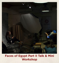 Faces of egypt part II talk _ mini works