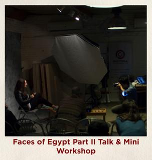 Faces of egypt part II talk _ mini works