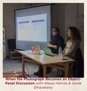 When the Photograph Becomes an Object- P