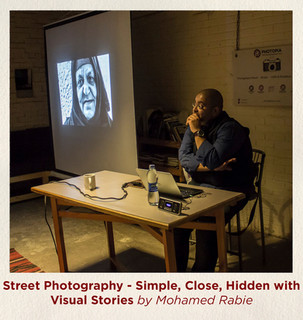 Street Photography - Simple, Close, Hidd