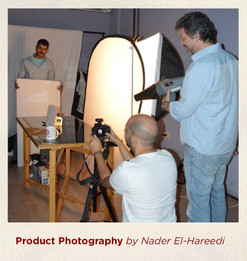 Product Photography by Nader El-Hareedi