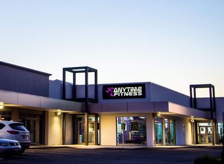 The latest from Anytime Fitness Rangiora.