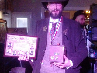 London Tea Duelling Champion Feb 2016
