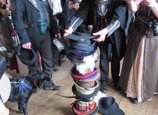 Steampunk Judges declare new Genius World Record
