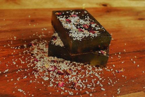 Rose& Honey Soap