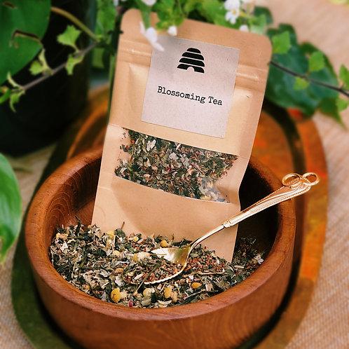 Blossoming Tea