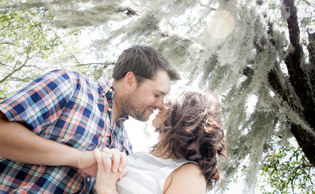 Tampa Engagement Session by Sara Jin Photography