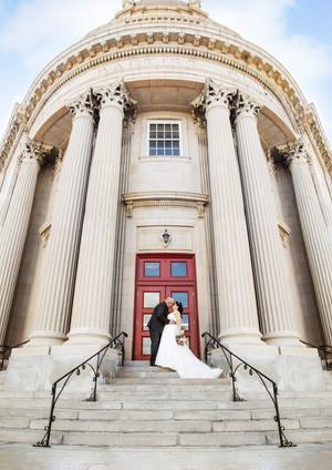 Tampa Wedding Portrait