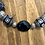 Thumbnail: Big Bling in Deepest Blue & Black
