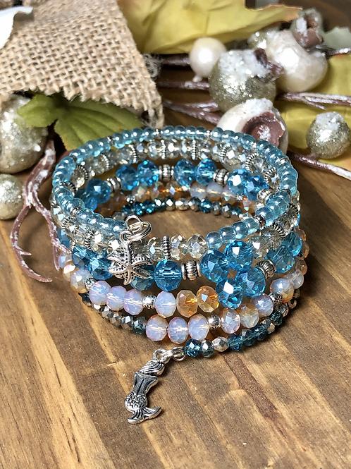 Tiny Treasures  in Ocean Blues