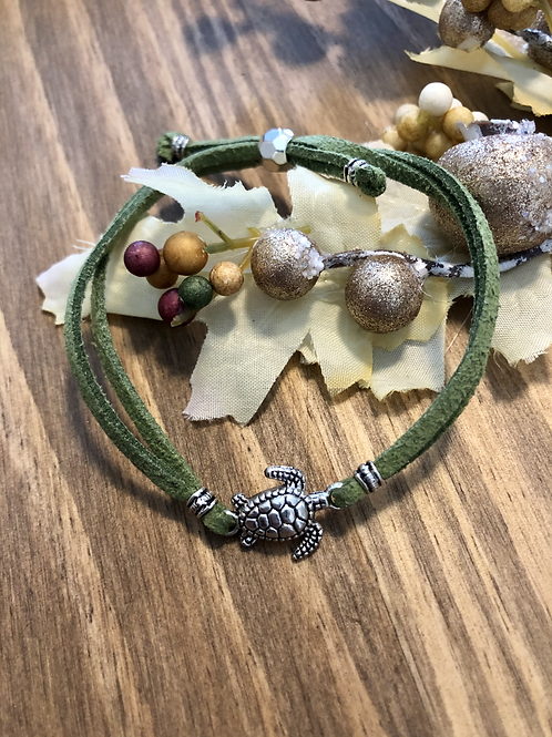 Tiny Turtle in Olive
