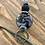 Thumbnail: Green Suede Lariet with Black & Purple