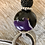 Thumbnail: Grey Suede Lariet with Purple Swirl